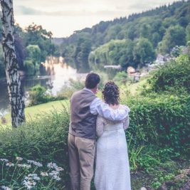 wedding wye valley